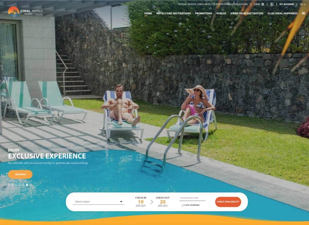 Coral Agencia de Marketing Online en Palma de Mallorca