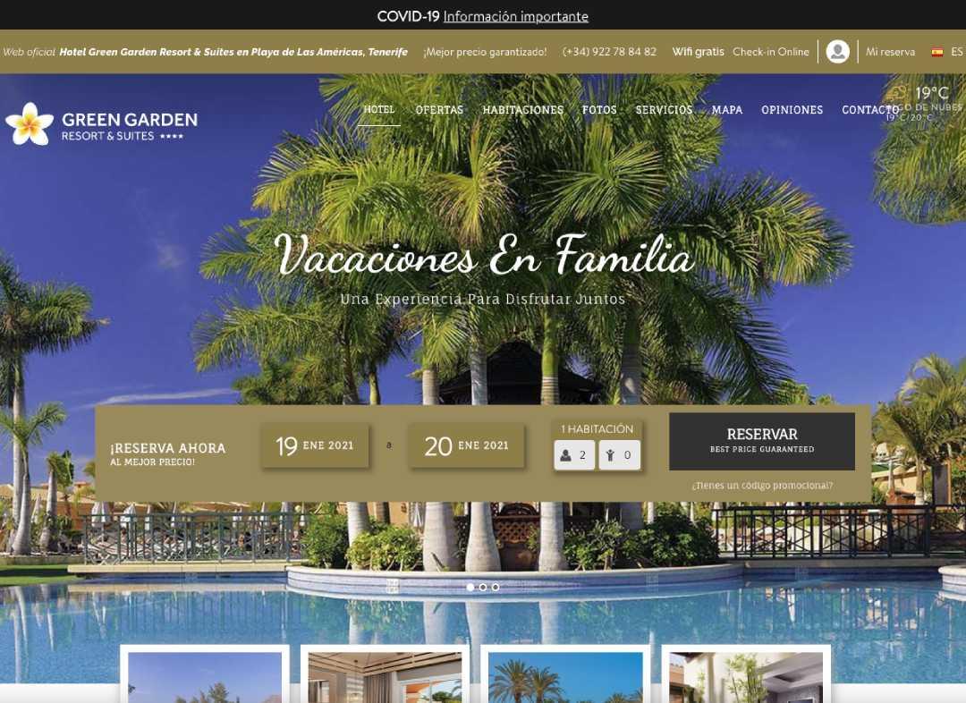 Green Garden Agencia de Marketing Online en Palma de Mallorca