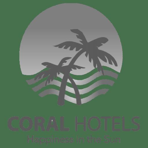 Logo Coral Hotels en Green Cat Studio Mallorca