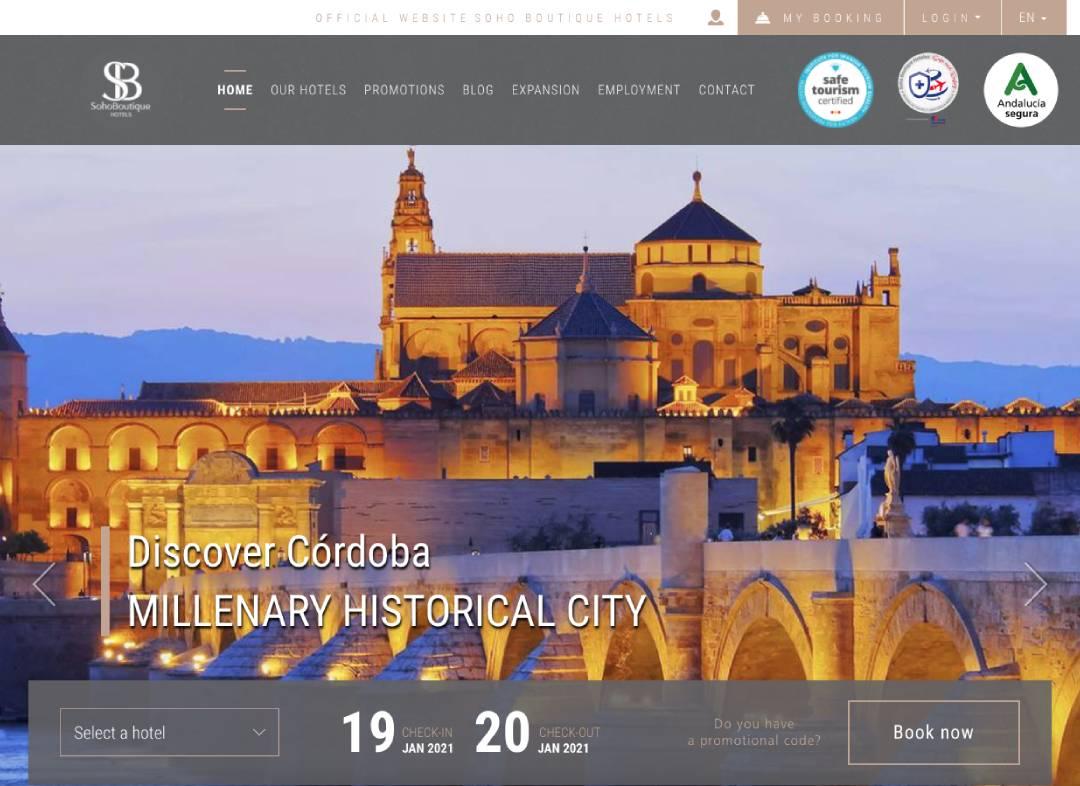 Soho Agencia de Marketing Online en Palma de Mallorca