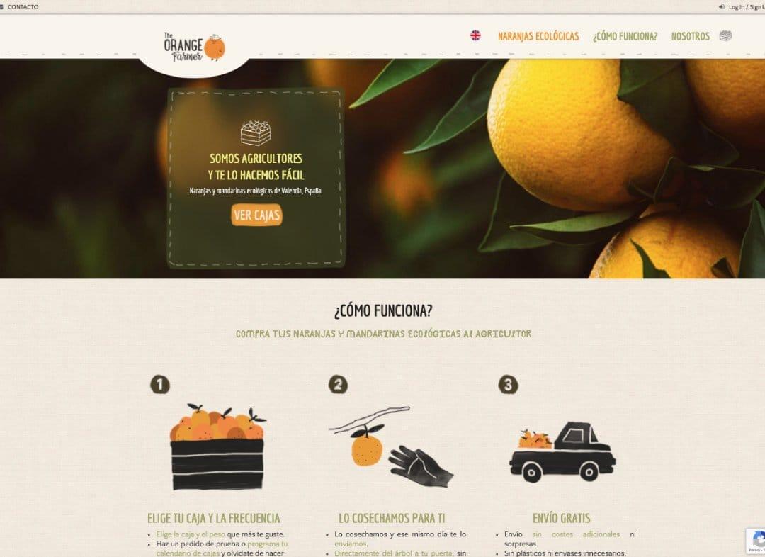 The Orange Farmer Agencia de Marketing Online en Palma de Mallorca