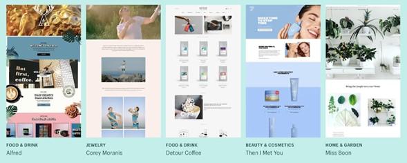 Shopify ejemplo tienda online